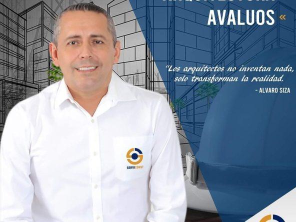 Roger Mogrovejo. Arquitecto Serviconst